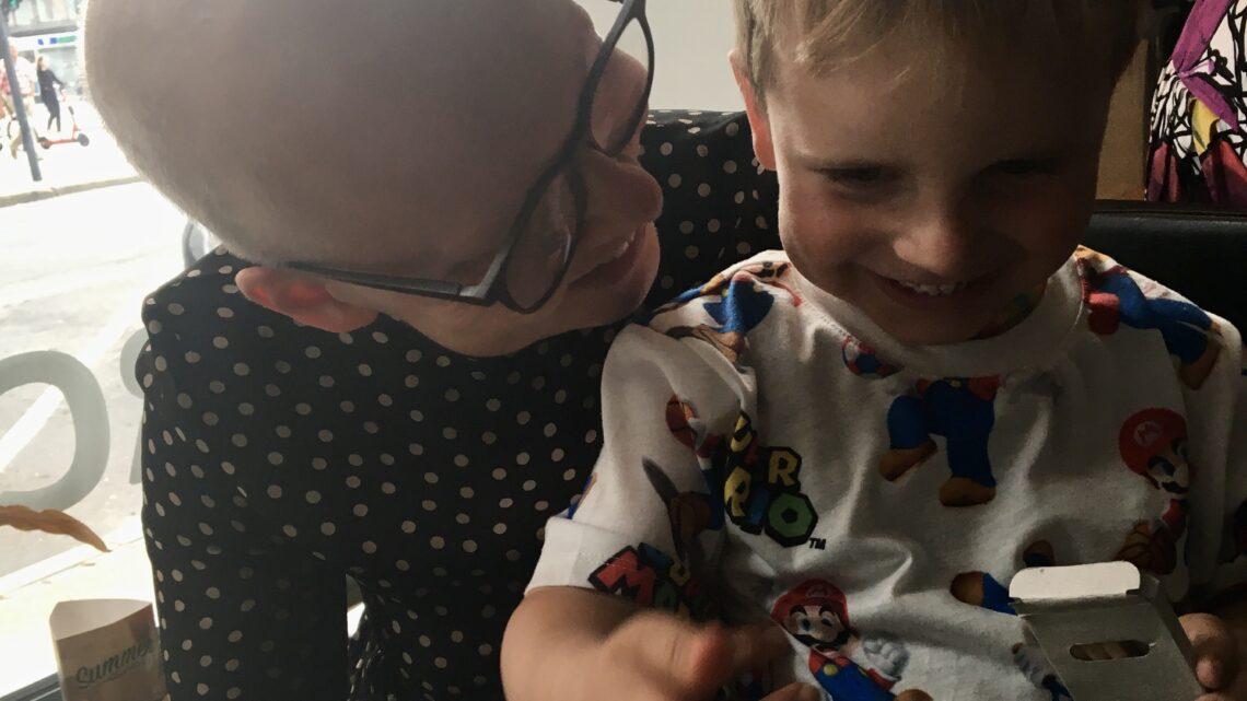 To uger efter operationen: Møde på brystkirurgisk – jeg er kræftfri!